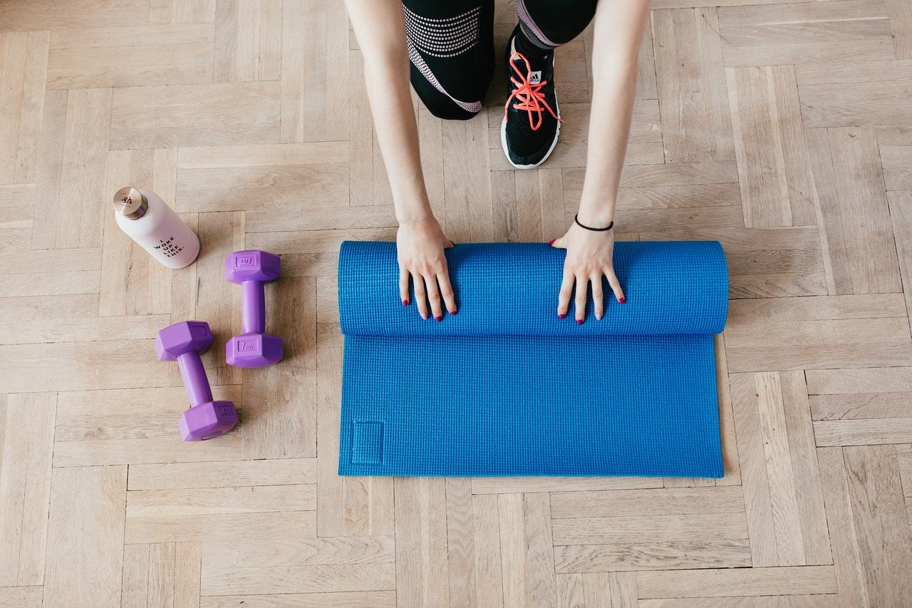 yoga technique